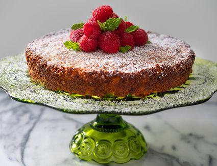 Gluten-Free Coconut Cake