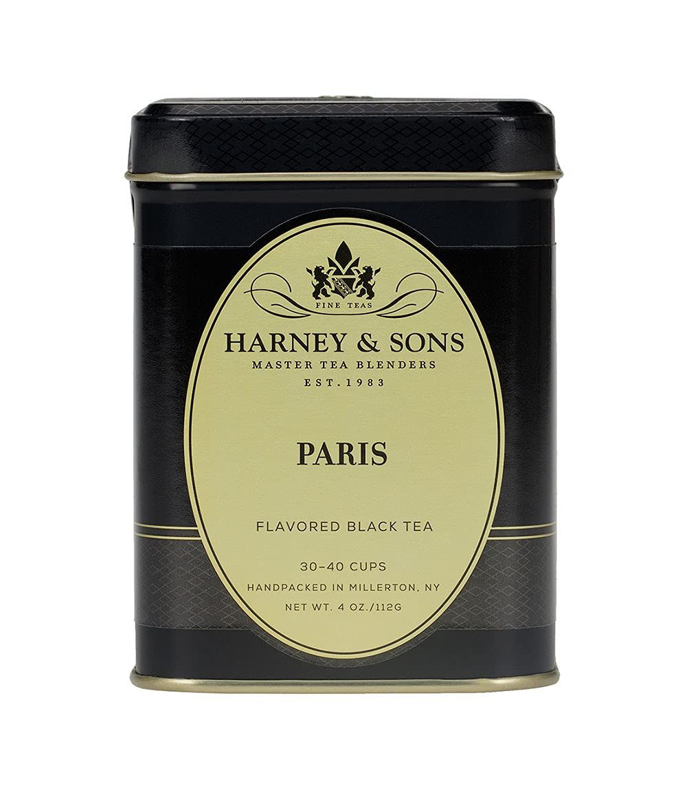 Harney & Sons Paris Flavored Black Tea