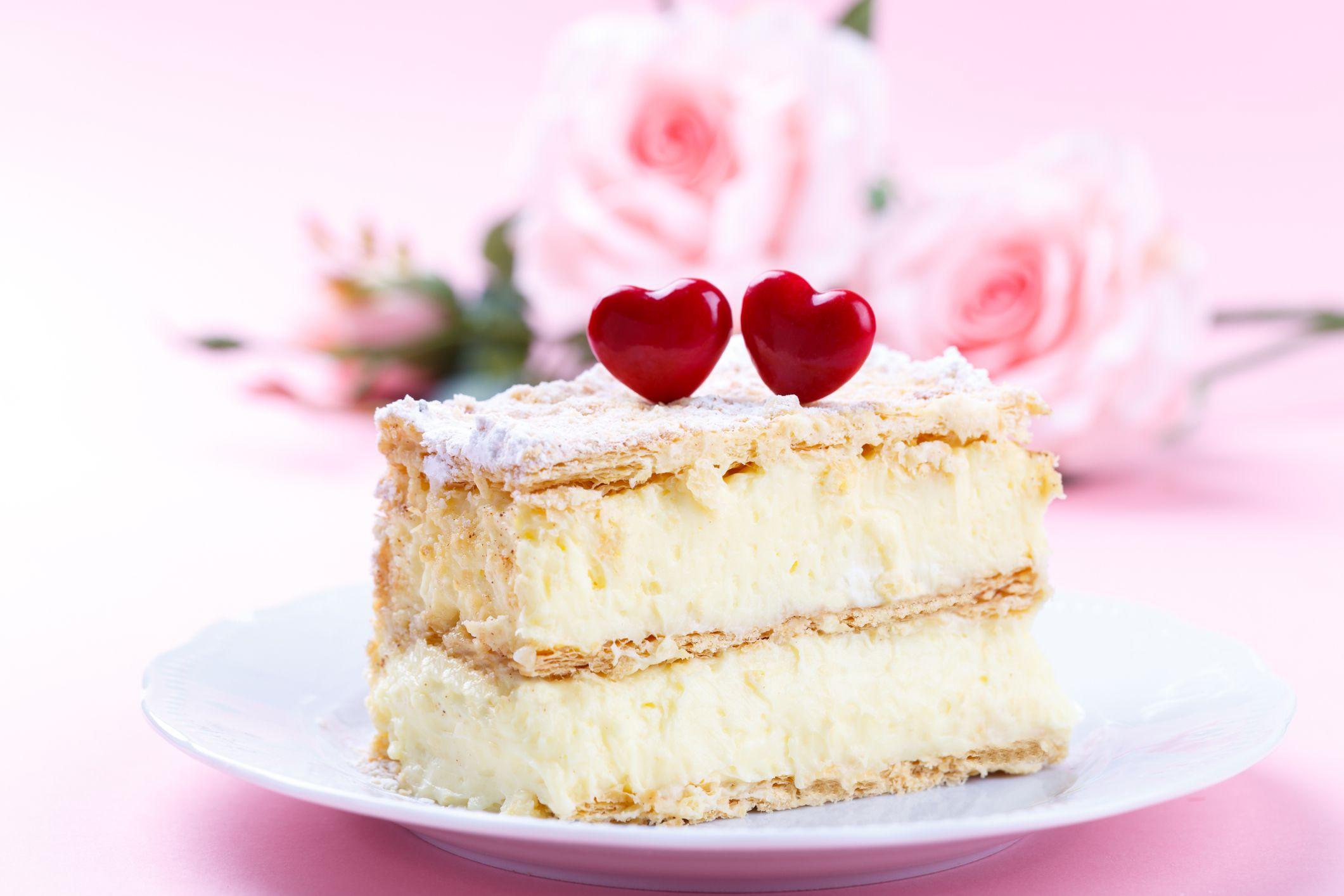 Magnificent Millefoglie Pastry With Zabaglione Filling Recipe Funny Birthday Cards Online Amentibdeldamsfinfo