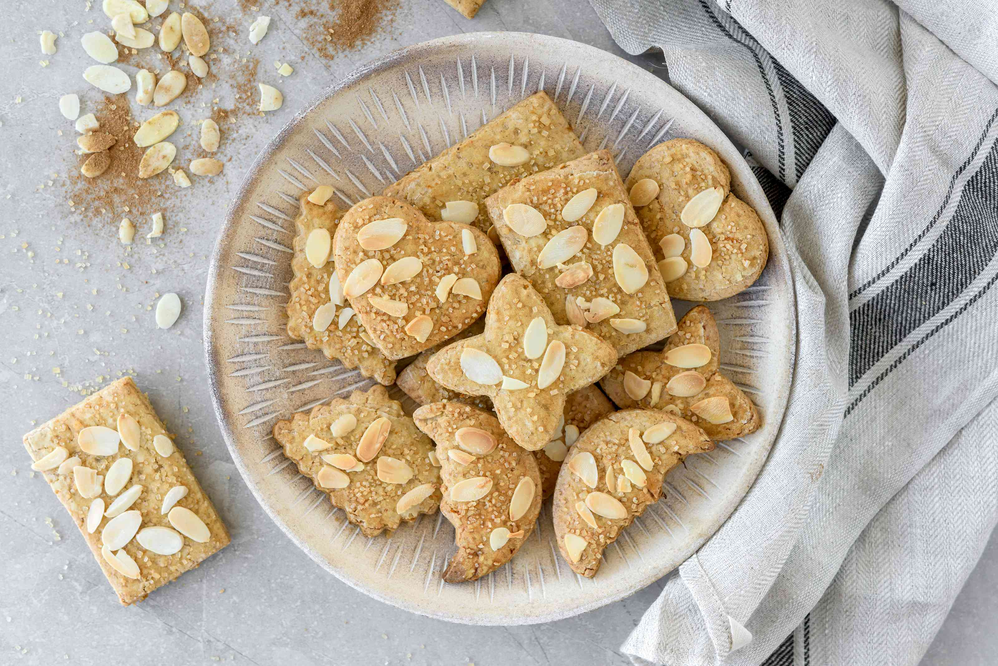 Traditional Dutch speculaas
