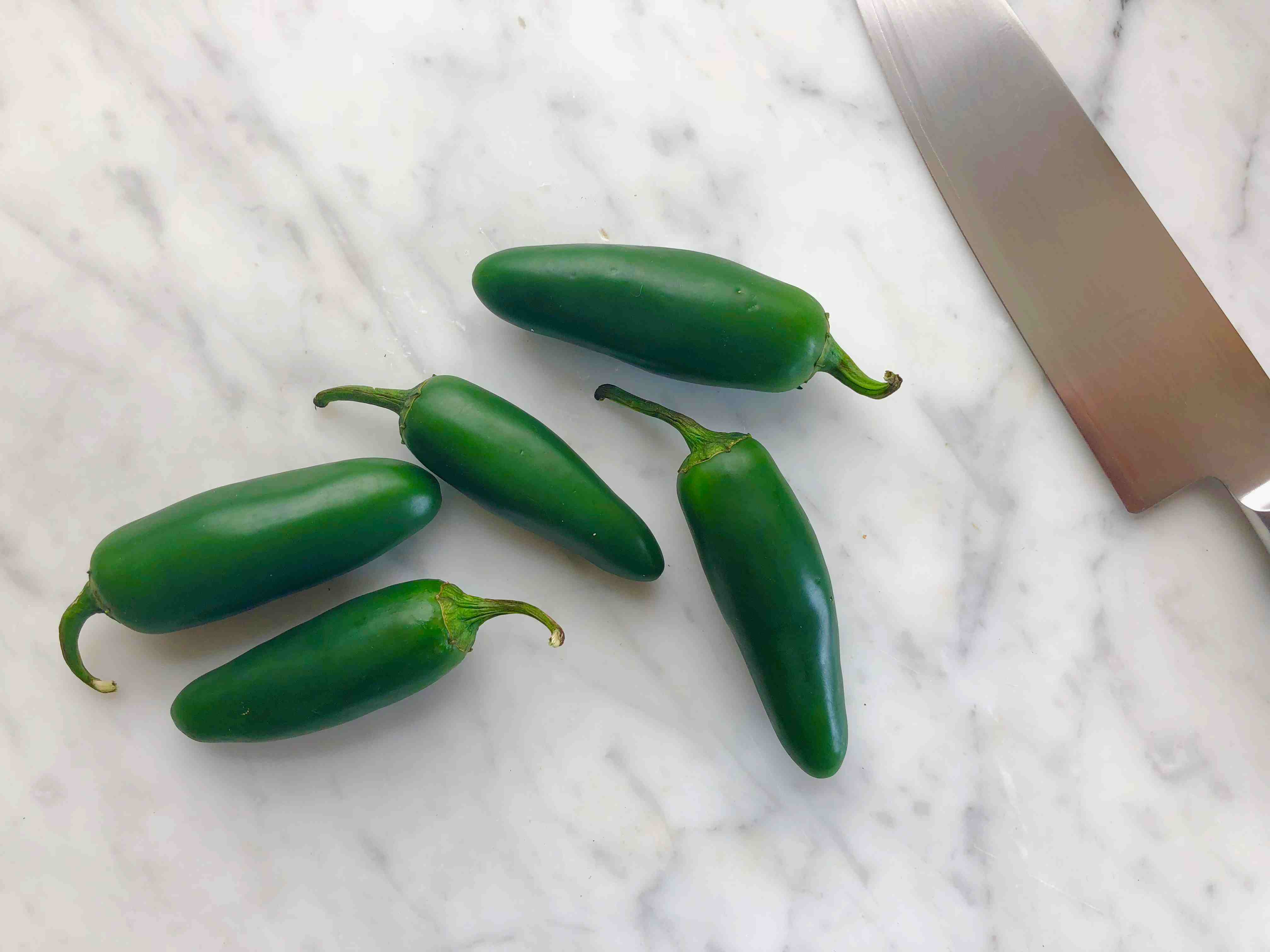 Whole Jalapeño