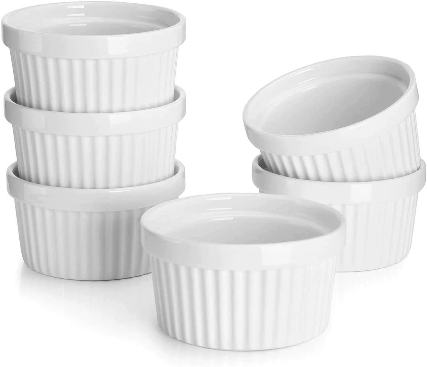 Sweese Porcelain Souffle Dishes