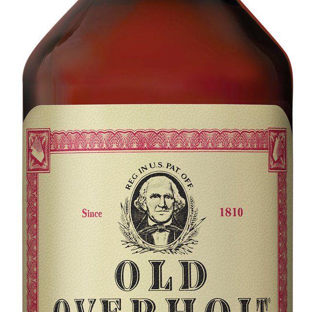Old Overholt Rye Whiskey Bonded