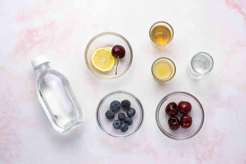 American Collins Cocktail ingredients
