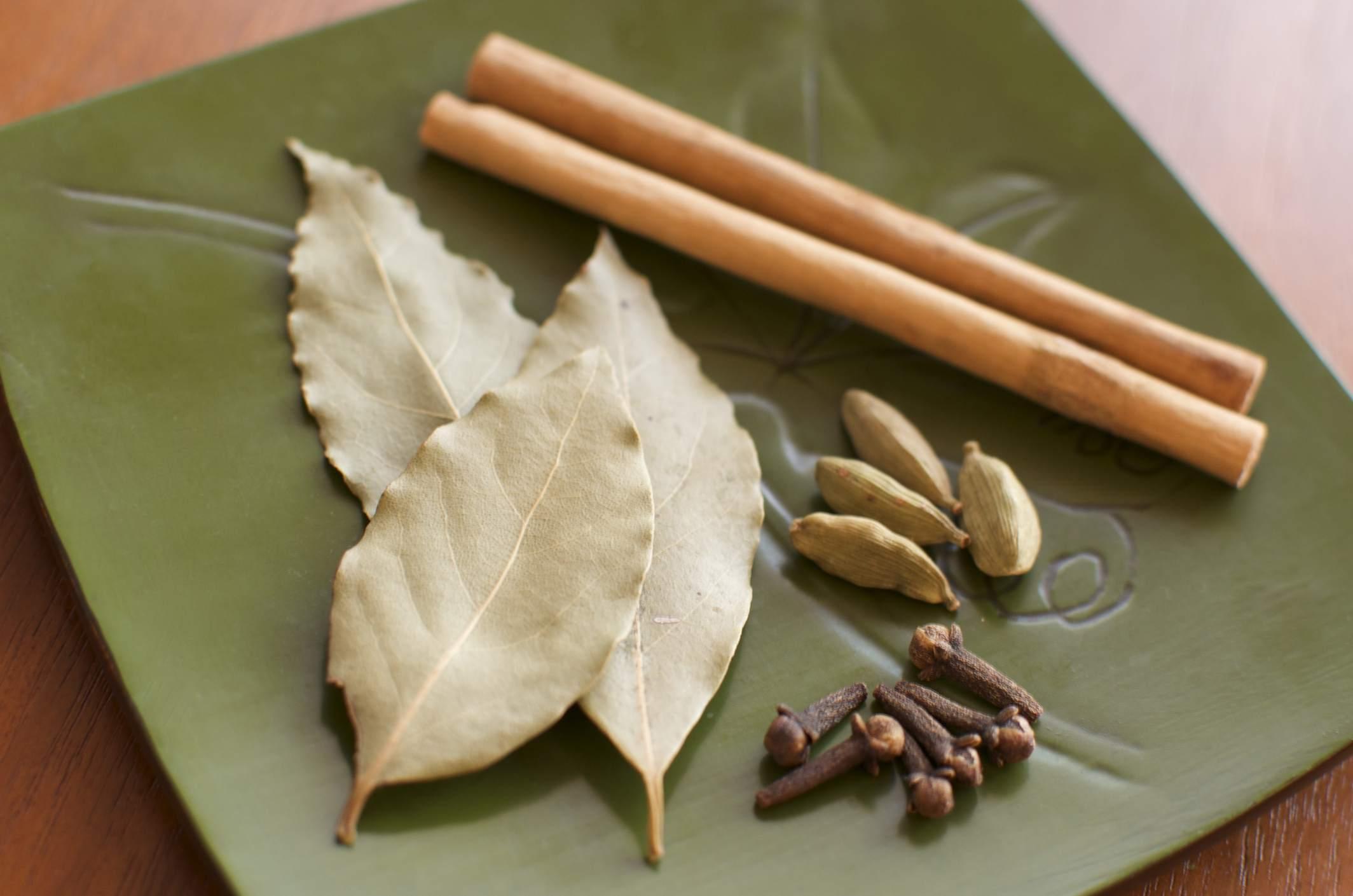 Elements of masara chai tea