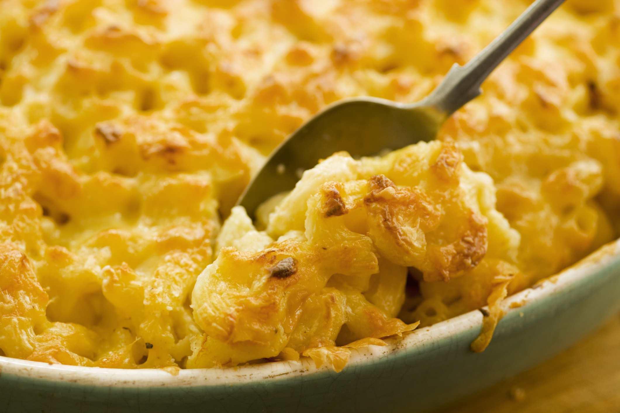 Gluten-Free Macaroni and Cheese