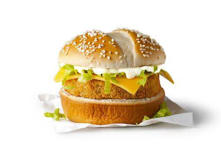 kfc vegetarian chicken burger