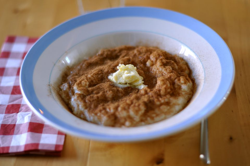 Rice porridge- Risengrød