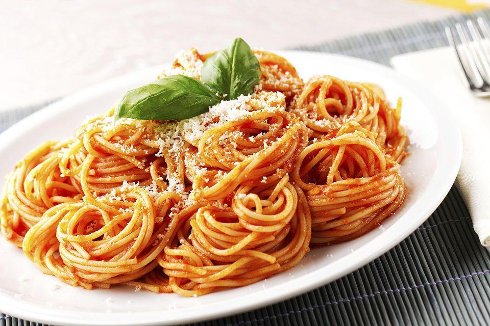 Mezcla de salsa de espagueti