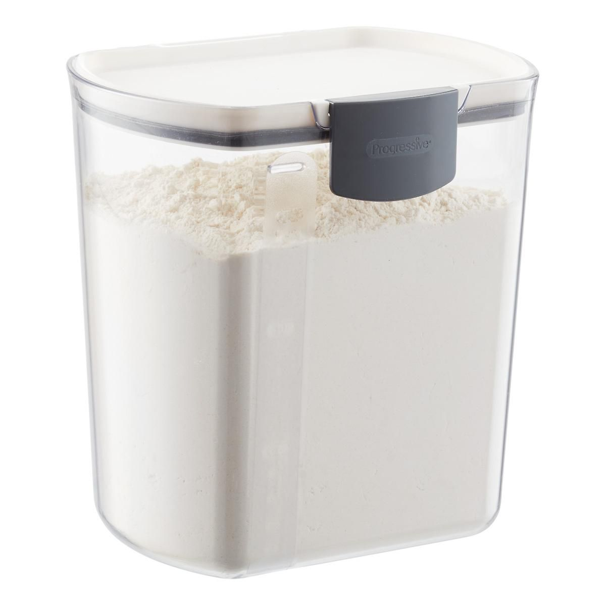 Cereal Container Kitchen Food Flour Oil Storage Bucket Canister with Handles