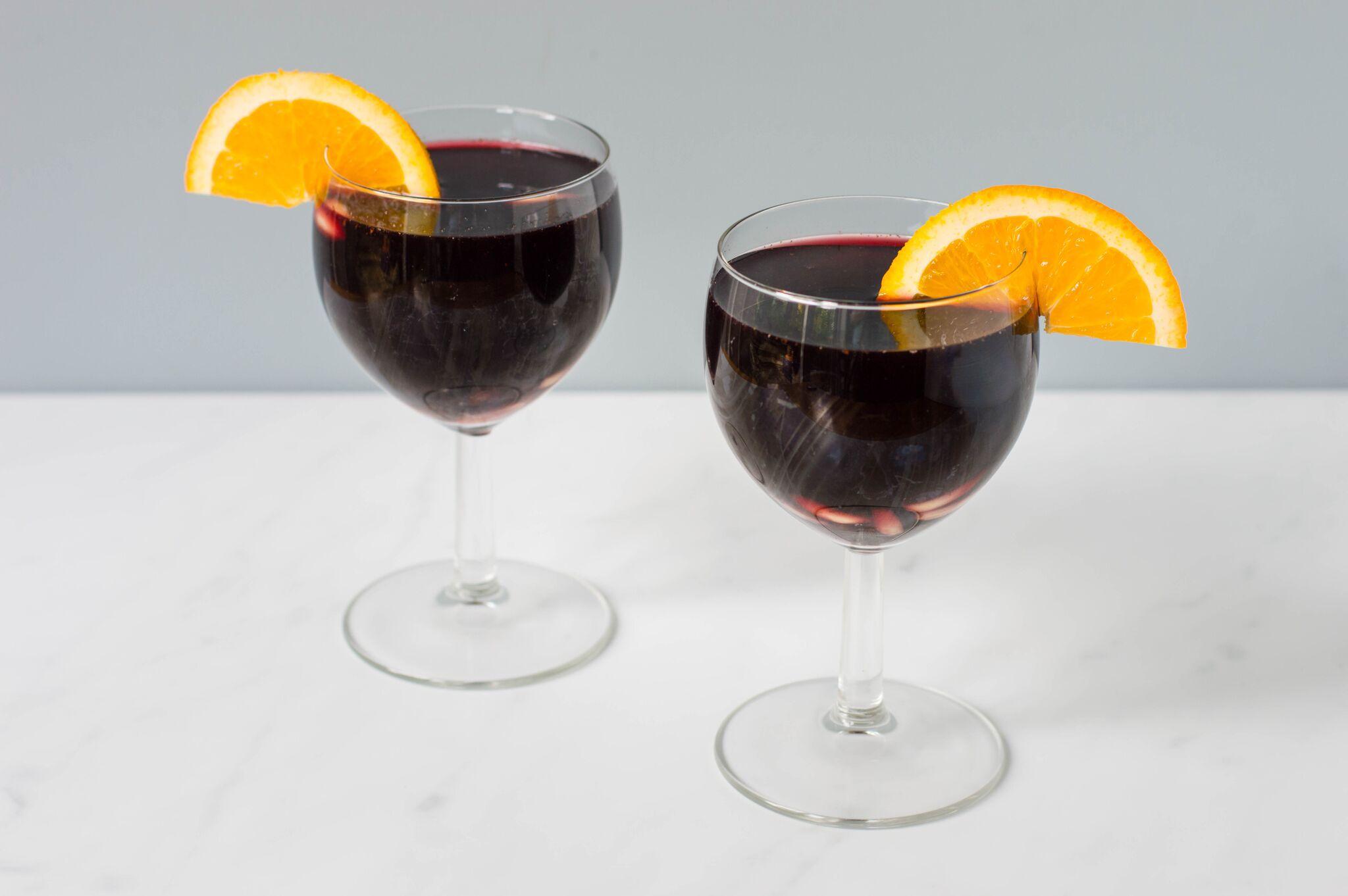 Traditional Swedish Glögg Recipe