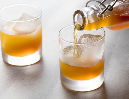 Homemade Pumpkin Liqueur