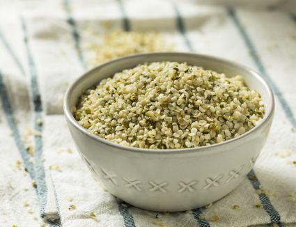 Raw Organic Hemp Seeds