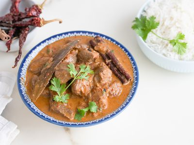 Pakistani Style Beef Stew Recipe