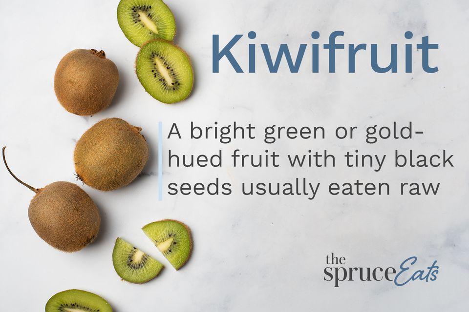 what is kiwi fruit