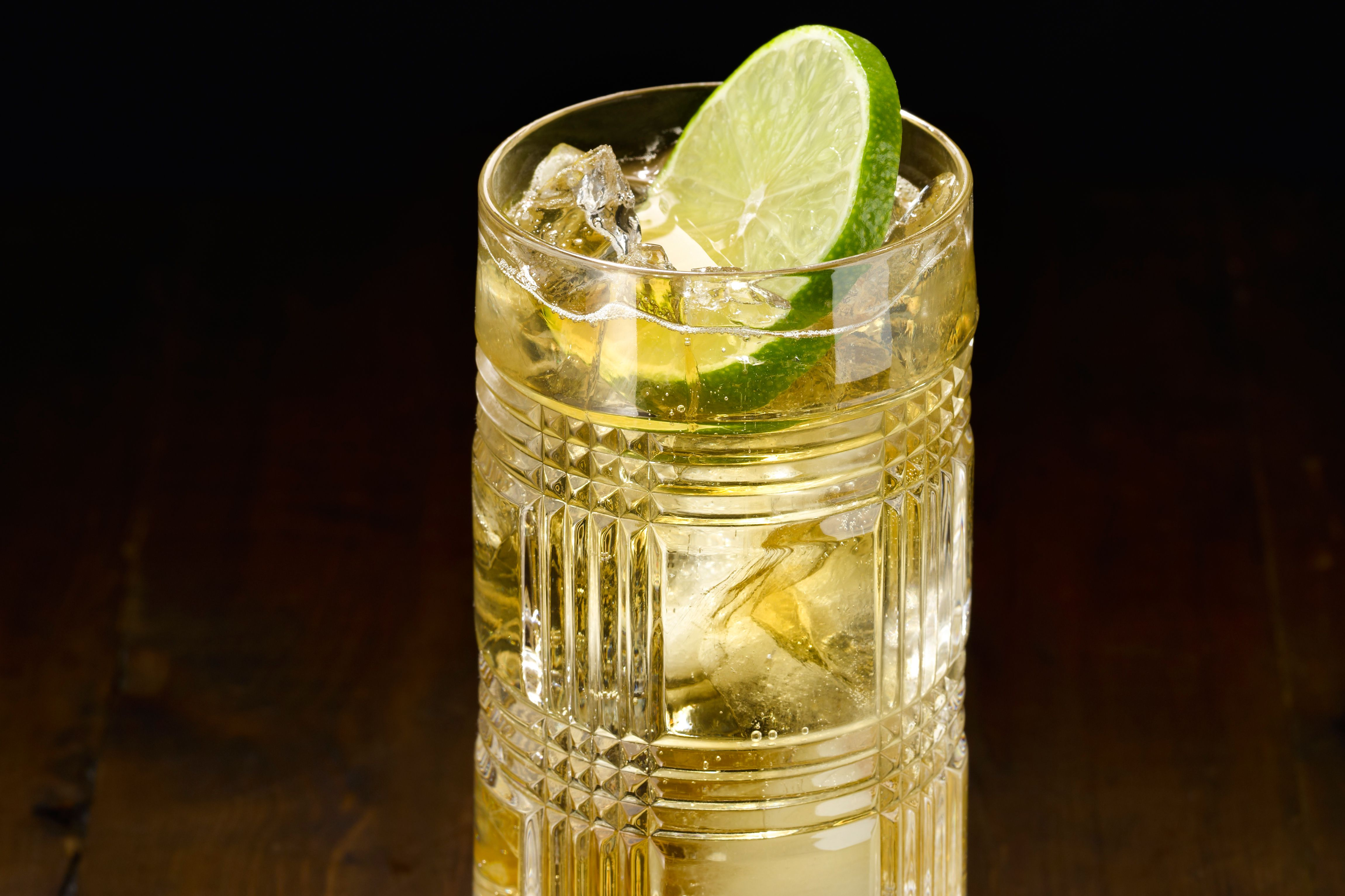 Tequila Collins (aka Juan Collins) Mixed Drink Recipe