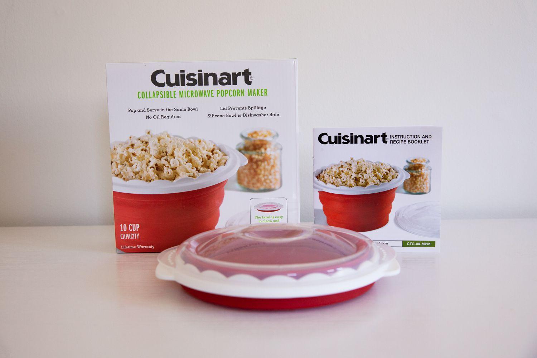 Cuisinart Pop and Serve Microwave Popcorn Maker