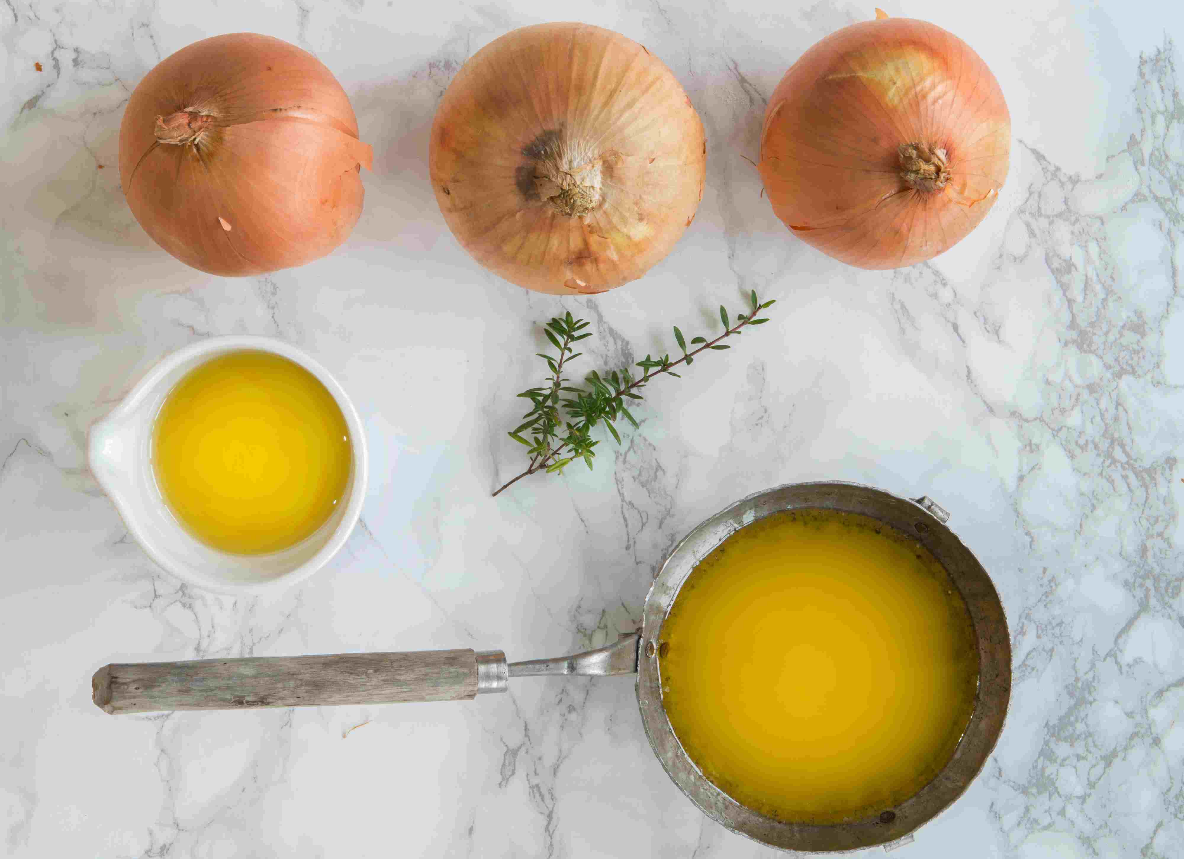 Caramelized Onions Ingredients