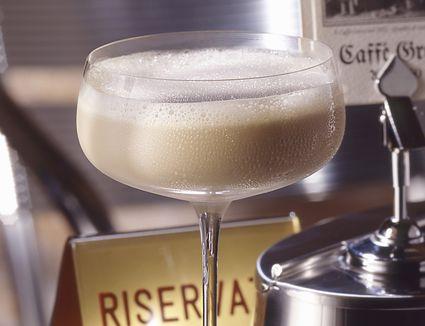 Classic Nightcap Cocktail