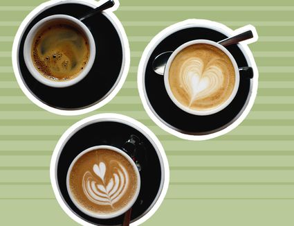 Coffee Brand Composites
