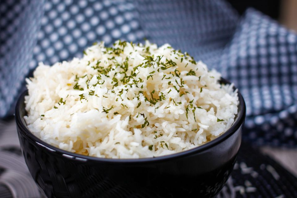 Simple Crock Pot Rice