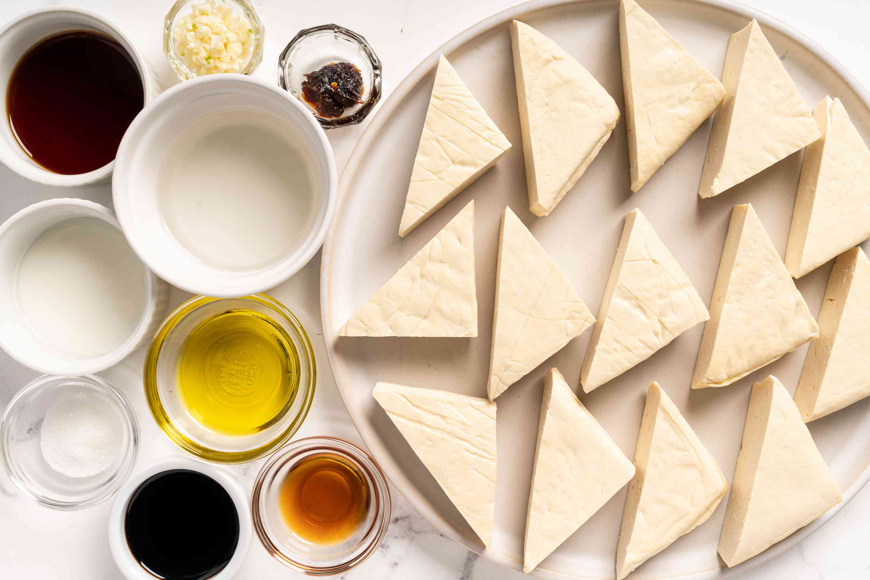Tofu marinade recipe