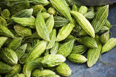 karela chips from bitter gourd or melon recipe