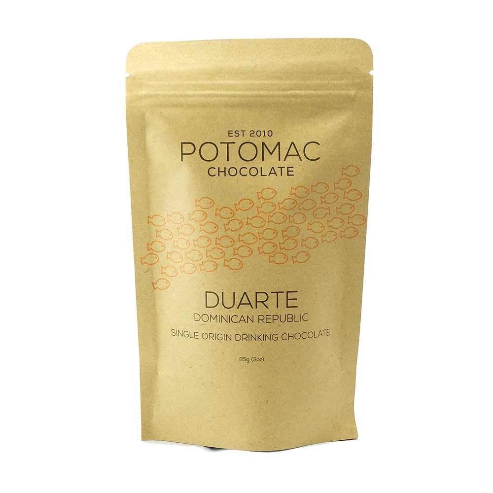 Potomac Duarte Dominican Republic Single-Origin Drinking Chocolate