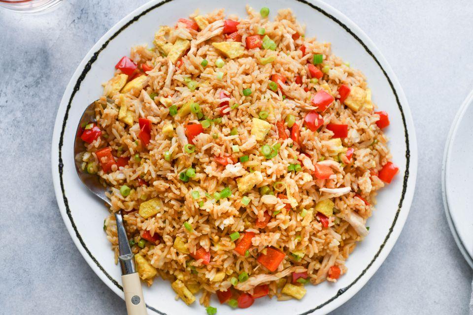 Chaufa Rice recipe