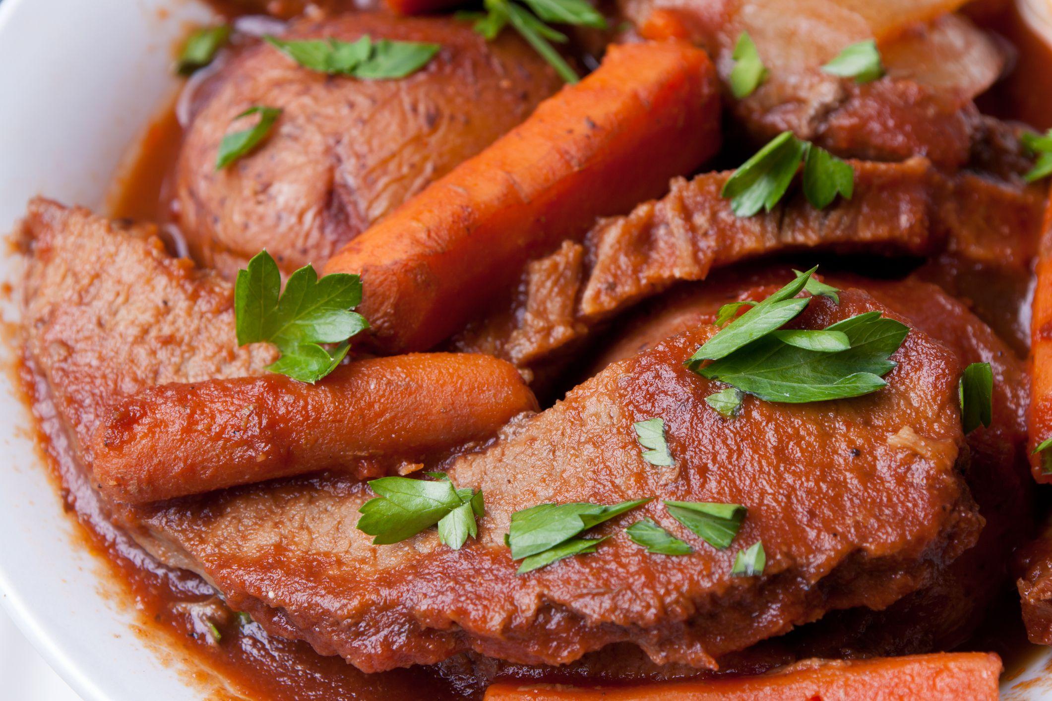 рецепт из говядины на второе с фото могут