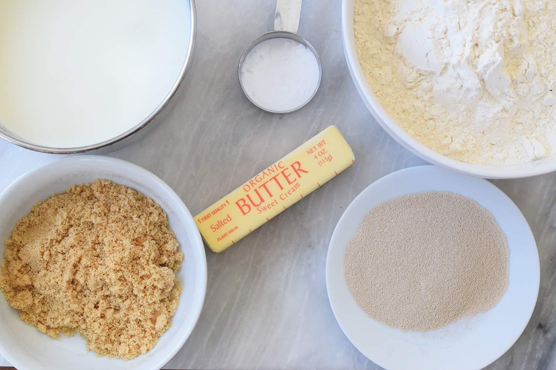 Auntie Anne's pretzels ingredients for copycat recipe