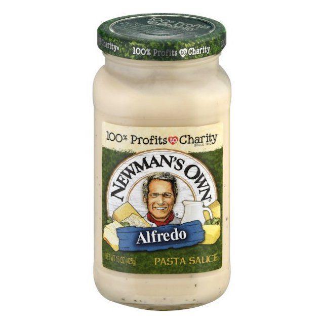 Newman's Own Alfredo Pasta Sauce