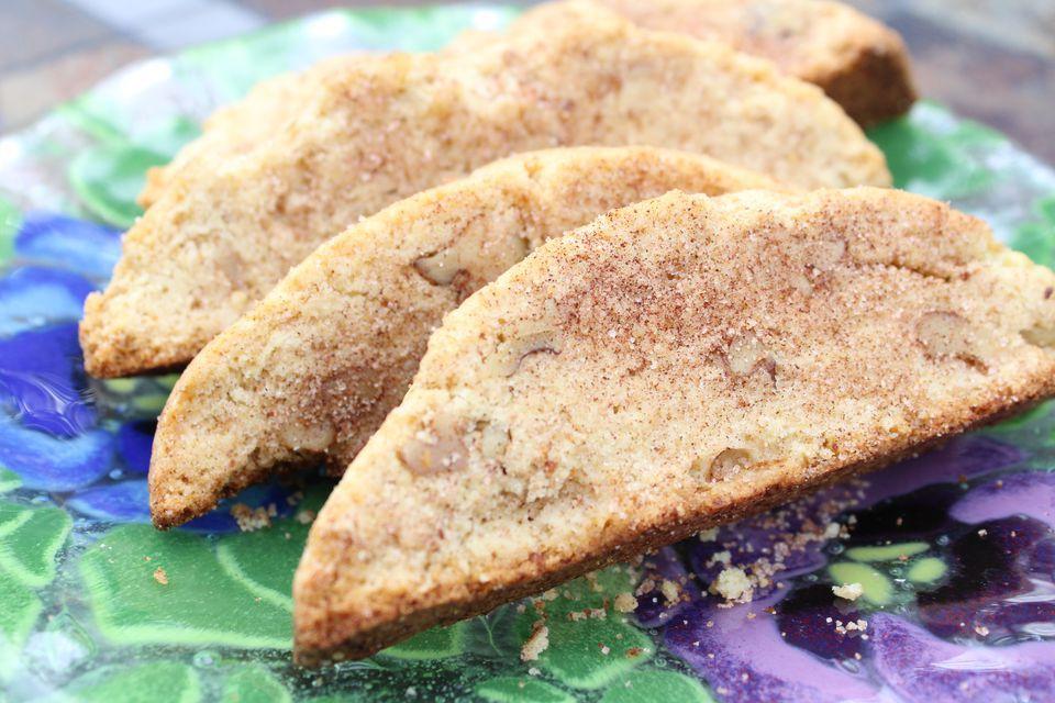 Walnut Mandel Bread (Pareve)