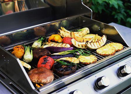 Vegetarian And Vegan Grilling Recipes