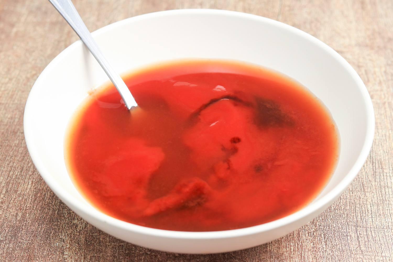 Porcupine meatball sauce