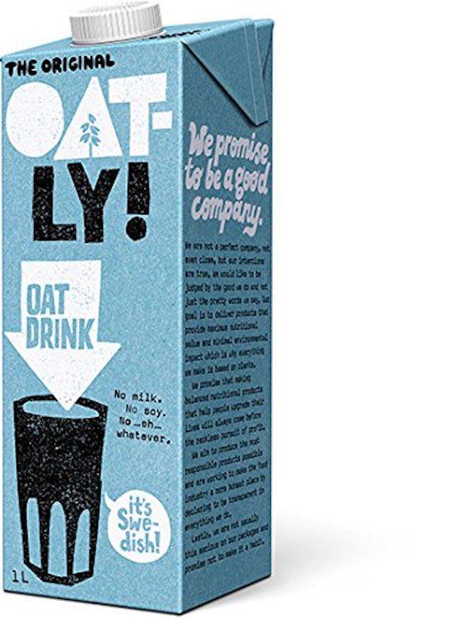 OATLY! Original OatMilk