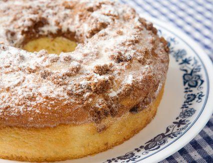 New England Crumb Coffee Cake
