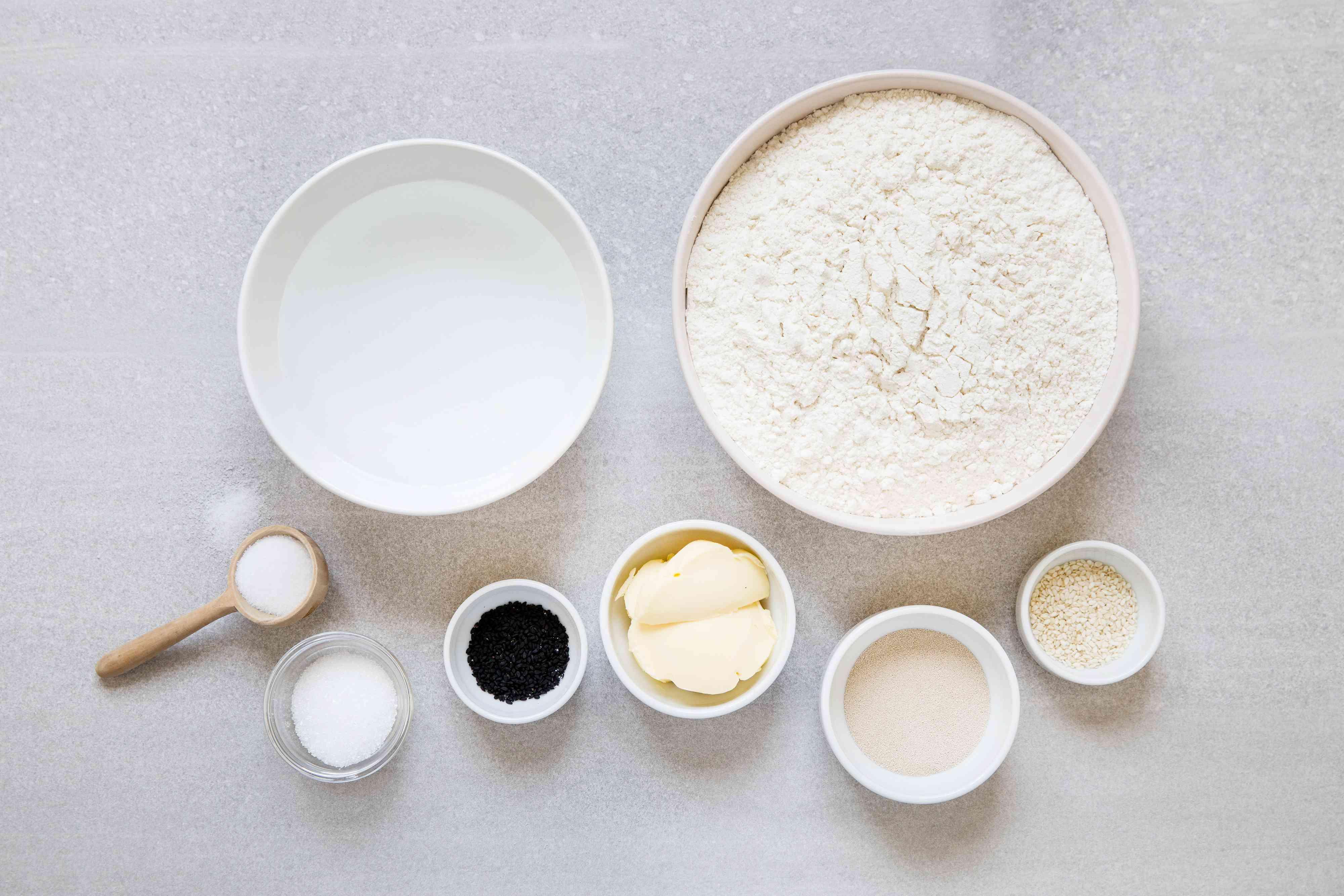 Authentic Turkish Lavas Puff Bread ingredients