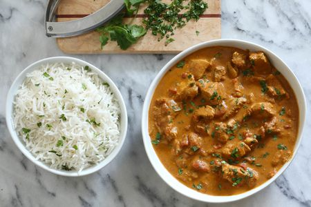 Instant Pot Chicken Tikka Masala Recipe