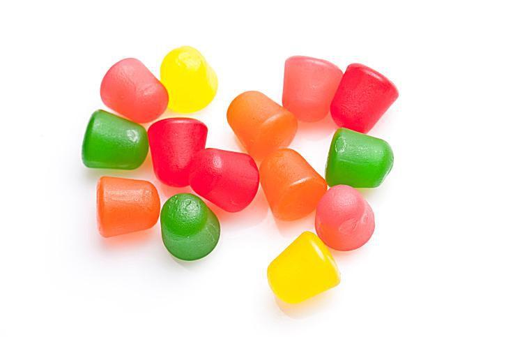 Gummy Candy sin azúcar