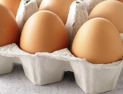 Eggs for Gaeran Mari