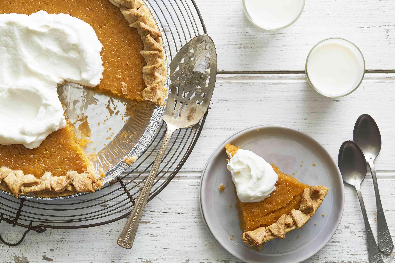 Classic Mississippi Sweet Potato Pie