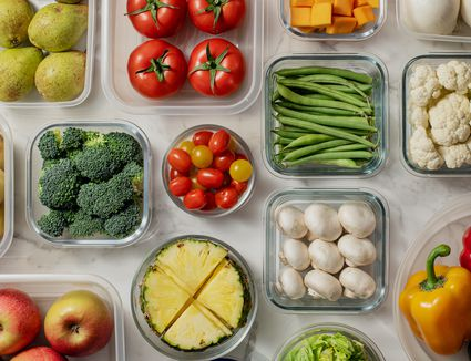 Fruits & Veggies Storage
