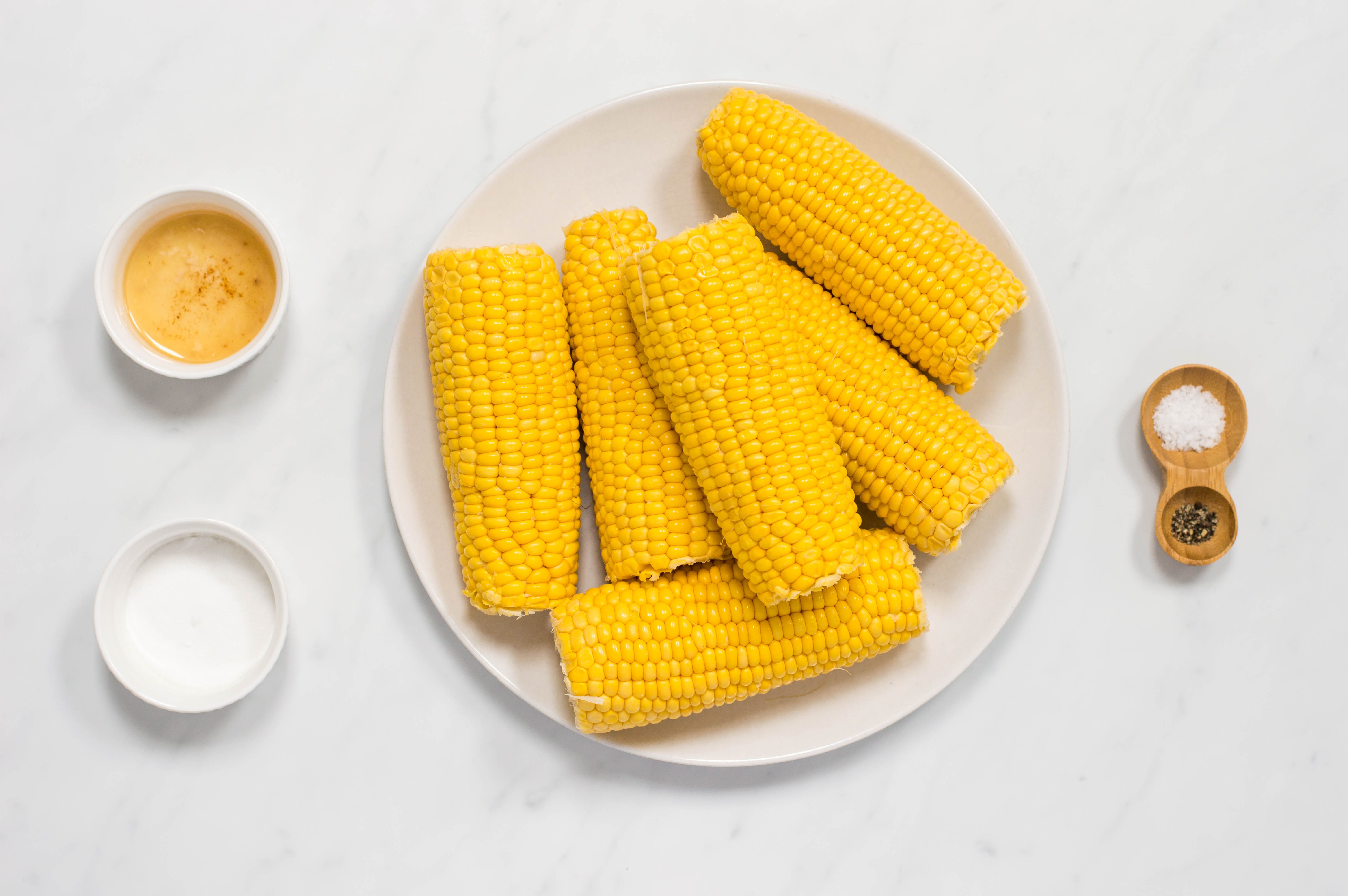 ingredients for Classic Skillet-Fried Corn Recipe