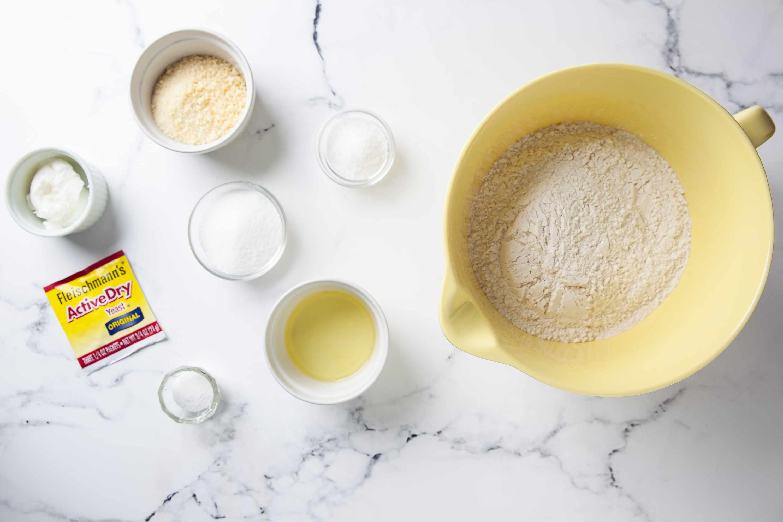 breadstick ingredients
