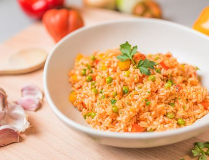 Mexican Rice (Spanish Rice)