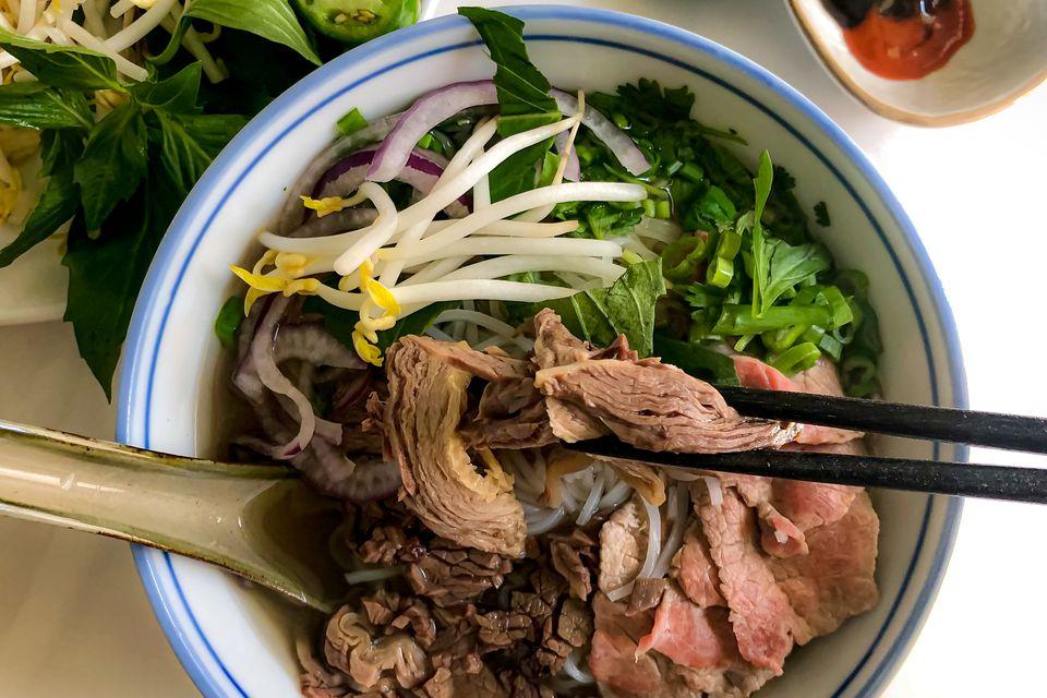 Beef Pho Bo