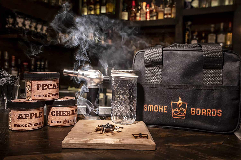 Smoke Boards Smoked Cocktail Kit