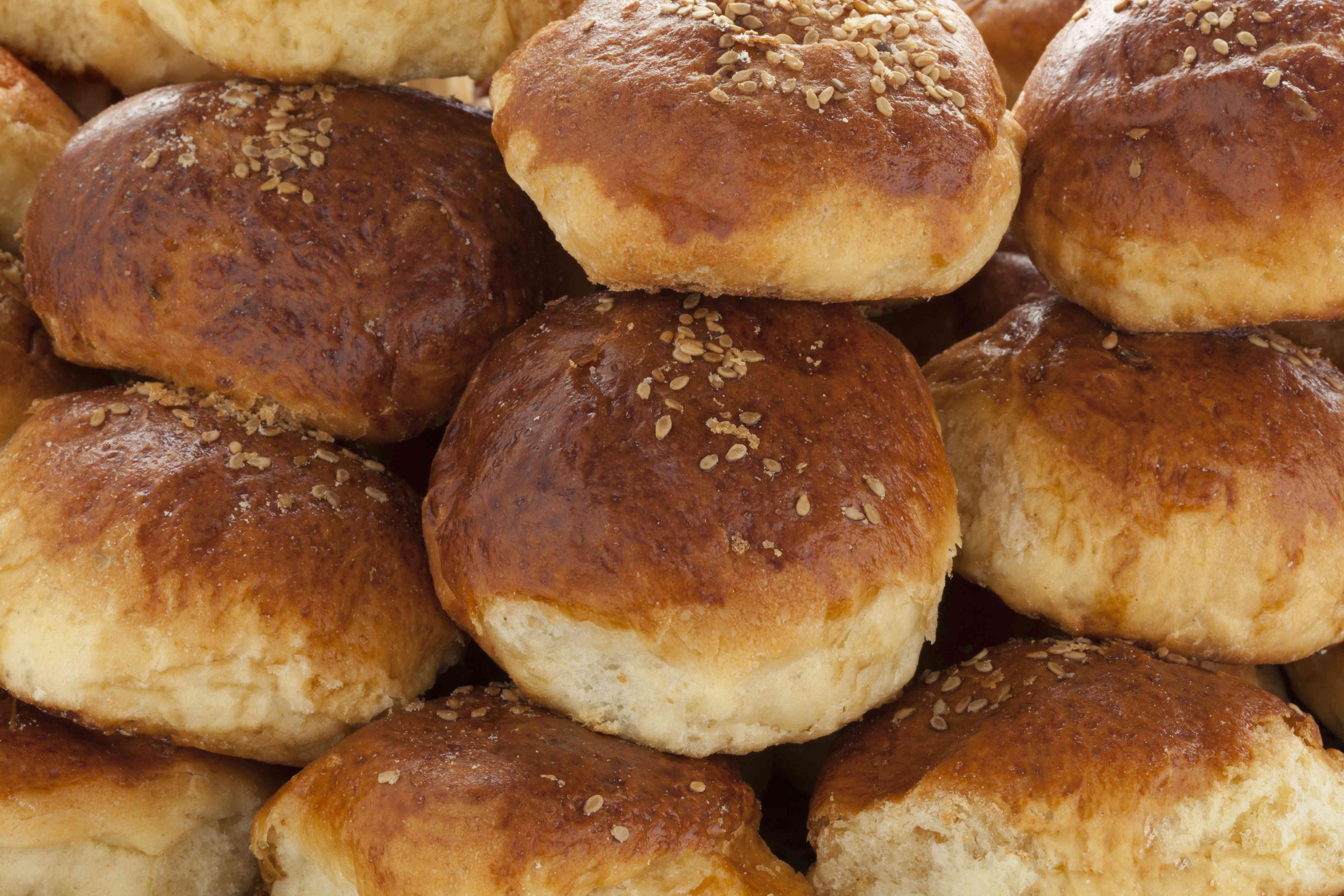 Krachel - Moroccan Sweet Rolls