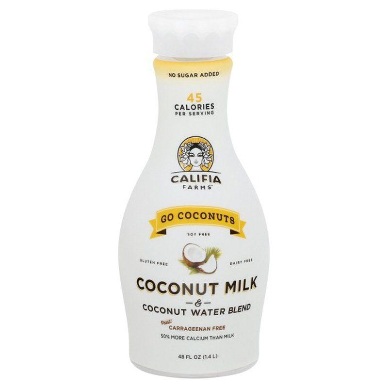 califia farms coconutmilk